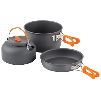 Chub Cook Set | 3 Delig