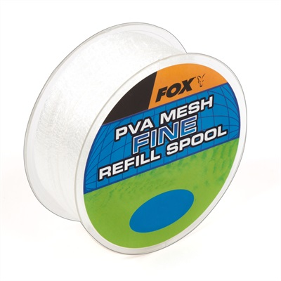 FOX Narrow Refill Spool | PVA | Fine Mesh | 25m