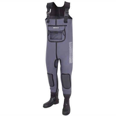 Spro Neoprene 5mm Chest Wader Rubber Boots | Maat 42